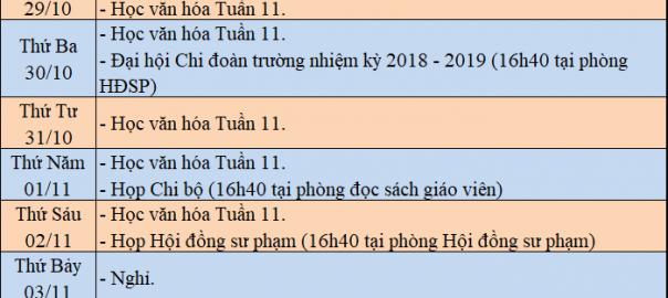 Tuan 11 1819